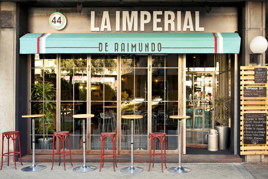 La Imperial de Raimundo